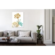 August Grove 'Desert Bloom 2' Graphic Art Print on Wrapped Canvas; 32'' H x 24'' W