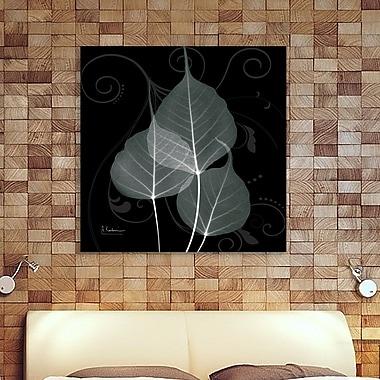 Ebern Designs 'Mint Bo Tree' Graphic Art Print on Wrapped Canvas; 36'' H x 36'' W