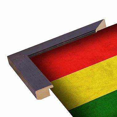 East Urban Home 'Ghana' Graphic Art Print; Wrapped Canvas