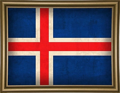 East Urban Home 'Iceland' Graphic Art Print; Paper
