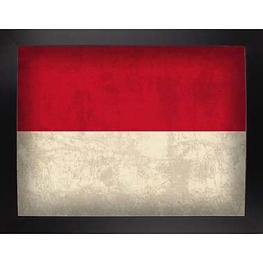 East Urban Home 'Indonesia' Graphic Art Print; Paper