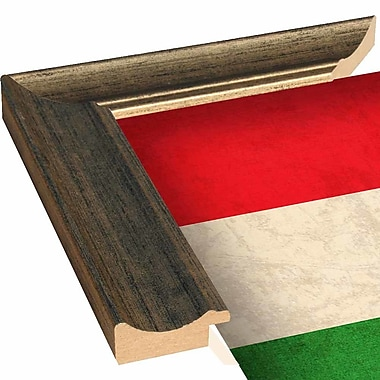 East Urban Home 'Hungary' Graphic Art Print; Canvas