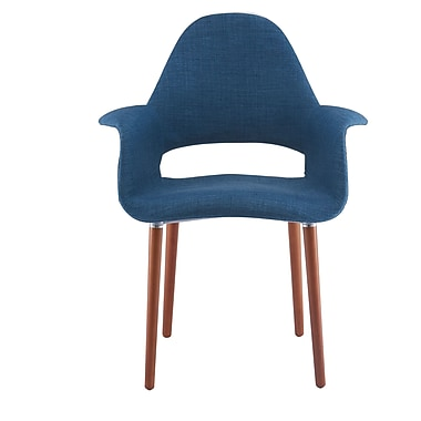 George Oliver Umberger Armchair; Blue