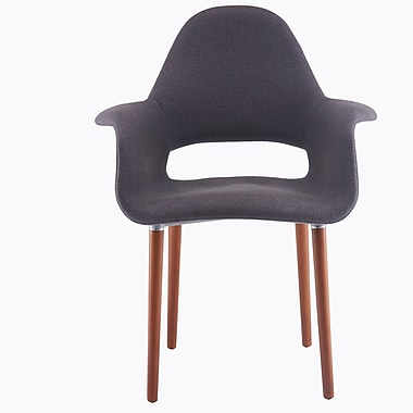 George Oliver Umberger Armchair; Gray