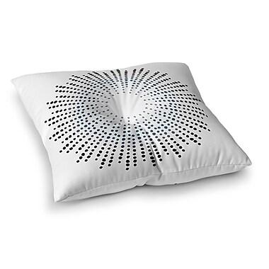 Kavka Epic Vibe Square Floor Pillow; 23'' H x 23'' W x 9.5'' D