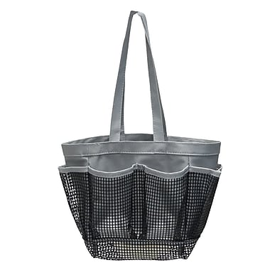 Rebrilliant Shower Caddy; Gray
