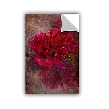 Winston Porter Granborough Tapestry Rose Wall Mural; 12'' H x 8'' W x 0.1'' D