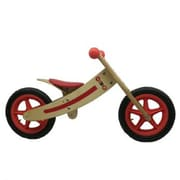 Zum 2063 Balance Bike, Brown & Red