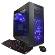 CYBERPOWERPC Gamer Master GMA320 Desktop (AMD Ryzen 7 1700X, 2TB HDD, 16GB DDR4, Win 10, NVIDIA® GeForce® GTX 1060)