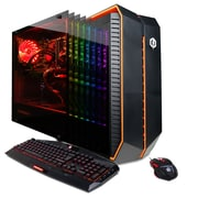 CYBERPOWERPC Gamer Supreme Liquid Cool SLC9960 (Intel i7-7800X, 2TB HDD+240GB SSD, 16GB DDR4, Win10, NVIDIA® GeForce® GTX 1060)