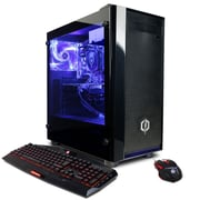 CYBERPOWERPC Gamer Master GMA440 Desktop (AMD Ryzen 3 1200, 1TB HDD, 8GB DDR4, Win 10, AMD Radeon RX 550 2GB Graphics)