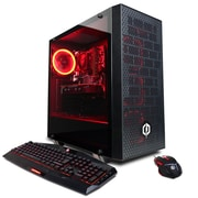 CYBERPOWERPC Gamer Master GMA460 Desktop (AMD Ryzen 3 1300X, 2TB HDD, 8GB DDR4, Win 10, NVIDIA® GeForce® GTX 1030)