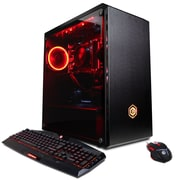 CYBERPOWERPC Gamer Master GMA470 Desktop (AMD Ryzen 3 1300X, 2TB HDD+120GB SSD, 16GB DDR4, Win 10, NVIDIA® GeForce® GTX 1060)