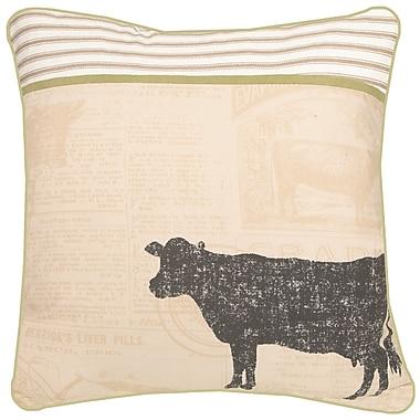 Gracie Oaks Gideoon Pillow Cover
