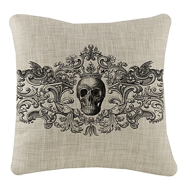 The Holiday Aisle Gothic Throw Pillow