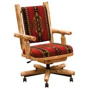 Fireside Lodge Cedar Bankers Chair; Milady