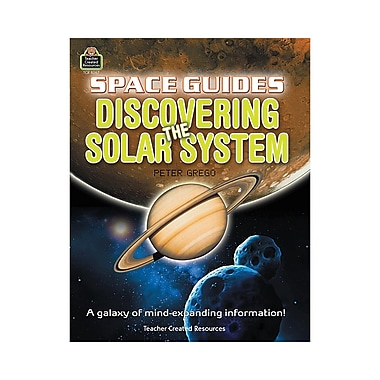 Teacher Created Resources Space Guides Discovering Solar