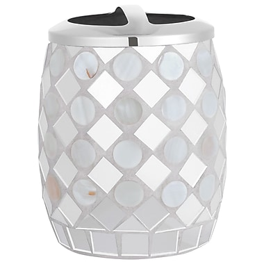 Highland Dunes Latisa Mosaic Toothbrush Holder