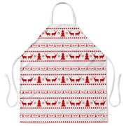 The Holiday Aisle Deer and Trees Apron