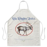 The Holiday Aisle Reindeer Feed Apron