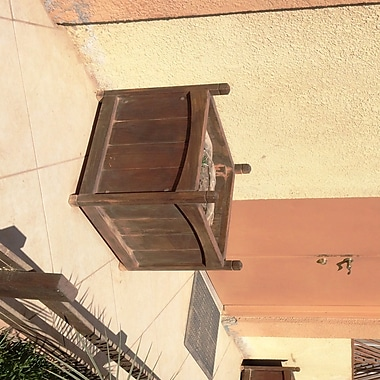 Best Redwood Wood Planter Box; 30'' H x 30'' W x 30'' D