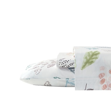 Brielle Gardenia 100pct Cotton Duvet Set; Twin