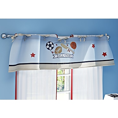 Zoomie Kids Julio 53'' Curtain Valance