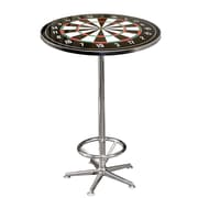 On The Edge Marketing Dart Board Pub Table