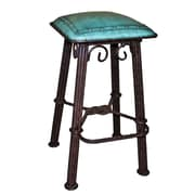Fleur De Lis Living Chaucer Cottage 30'' Bar Stool