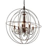 One Allium Way Ethelinde 6-Light Globe Pendant