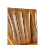 Darby Home Co Tamesbury Leather Club Chair