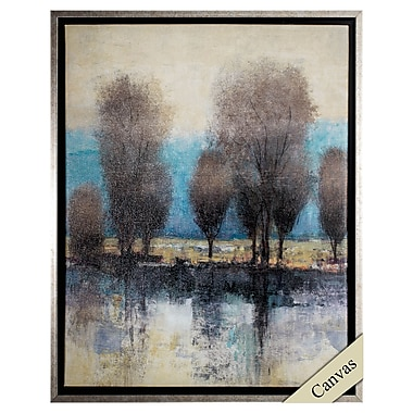 Darby Home Co 'On the Horizon I' Framed Print on Canvas