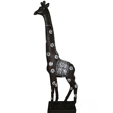 Bloomsbury Market Oxon Hill Giraffe Decor Figurine