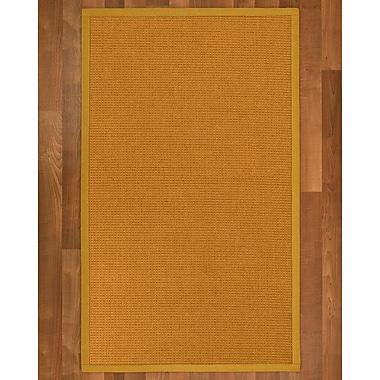 Charlton Home Bullen Sisal Tan Area Rug; 4' X 6'
