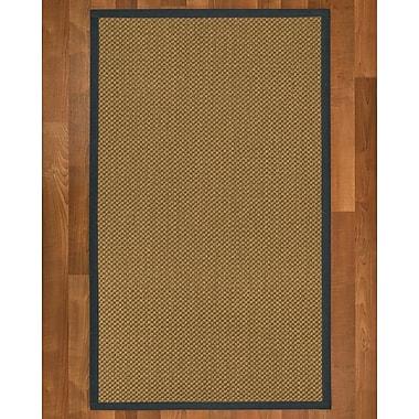 August Grove Loehr Sisal Marine Area Rug; 8' X 10'