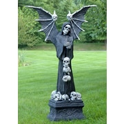 The Holiday Aisle Halloween Angel of Death Figurine