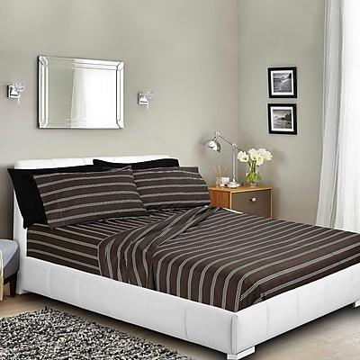 Winston Porter Hambleden Printed Bed Sheet Set; Twin WYF078282028905