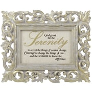 Ophelia & Co. Bradan Serenity Prayer Memory Picture Frame