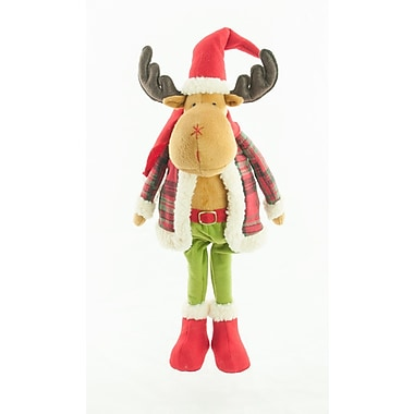 The Holiday Aisle Standing Male Moose