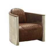 17 Stories Annessia Barrel Chair