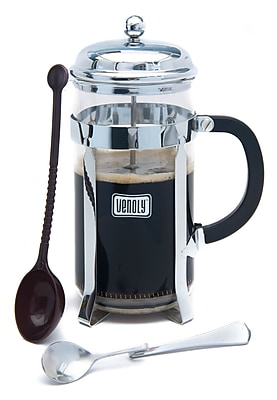 Venoly 8-Cup French Press Coffee Maker WYF078282012660