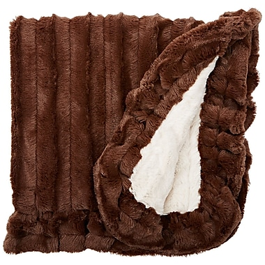 BessieBarnie Blanket Natural Beauty Dog Mat w/ Soft Fabric; Extra Extra Large (84'' W x 60'' D)
