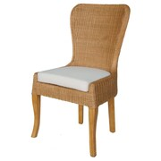 Bayou Breeze Adilet Solid Wood Dining Chair (Set of 2)