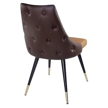 Orren Ellis Kavit Upholstered Dining Chair (Set of 2)