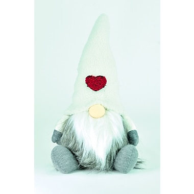 The Holiday Aisle Mr.Santa Gnome Figurine
