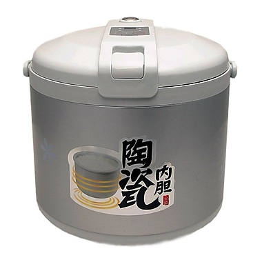 Hannex RCTJ200S Ceramic Rice Cooker