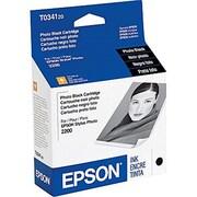 Epson - Cartouche d'encre T034, noir photo (T034120)