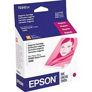 Epson - Cartouche d'encre T034, magenta photo (T034320)