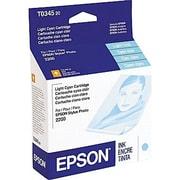 Epson - Cartouche d'encre T034, cyan clair (T034520)