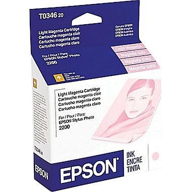Epson - Cartouche d'encre T034, magenta clair (T034620)
